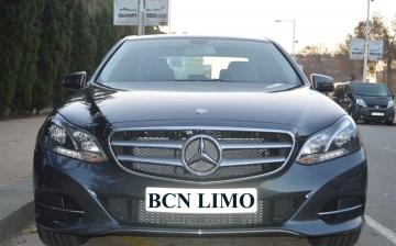 Mercedes Clase E Sedan
