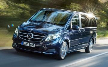 Mercedes Van Clase V